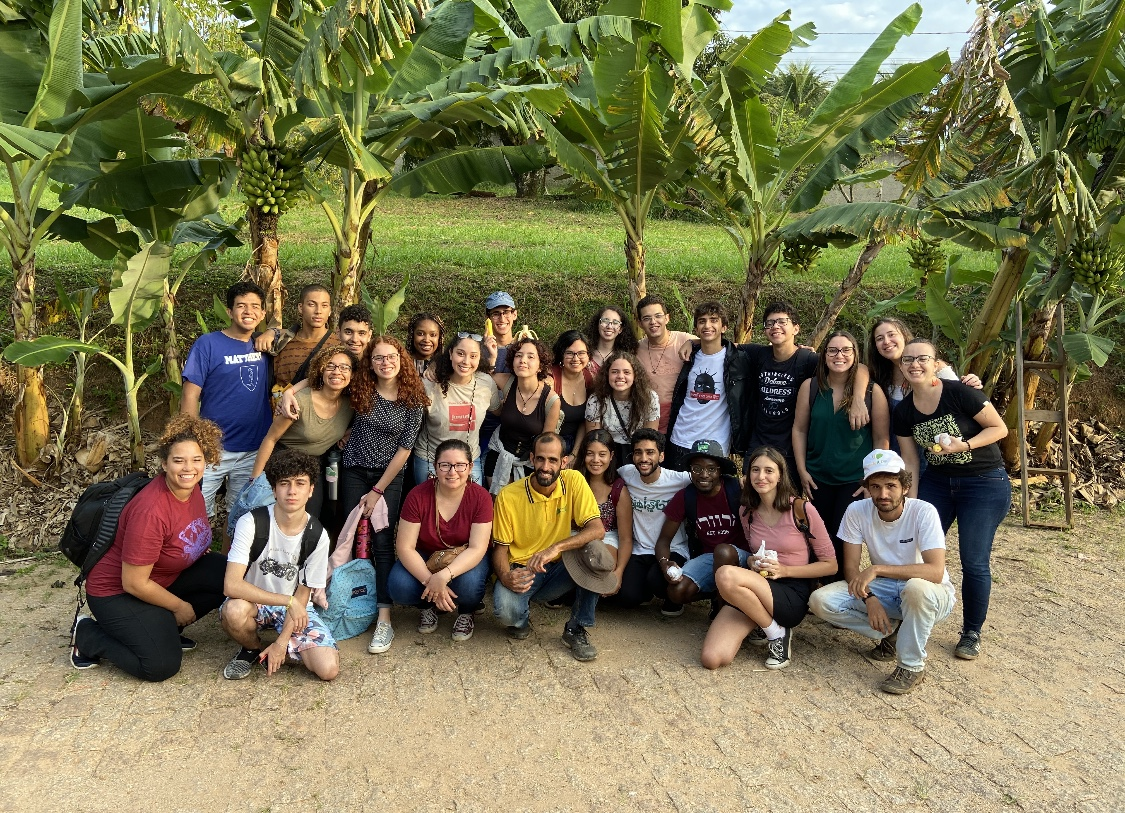 A Day on the Farm in Brazil