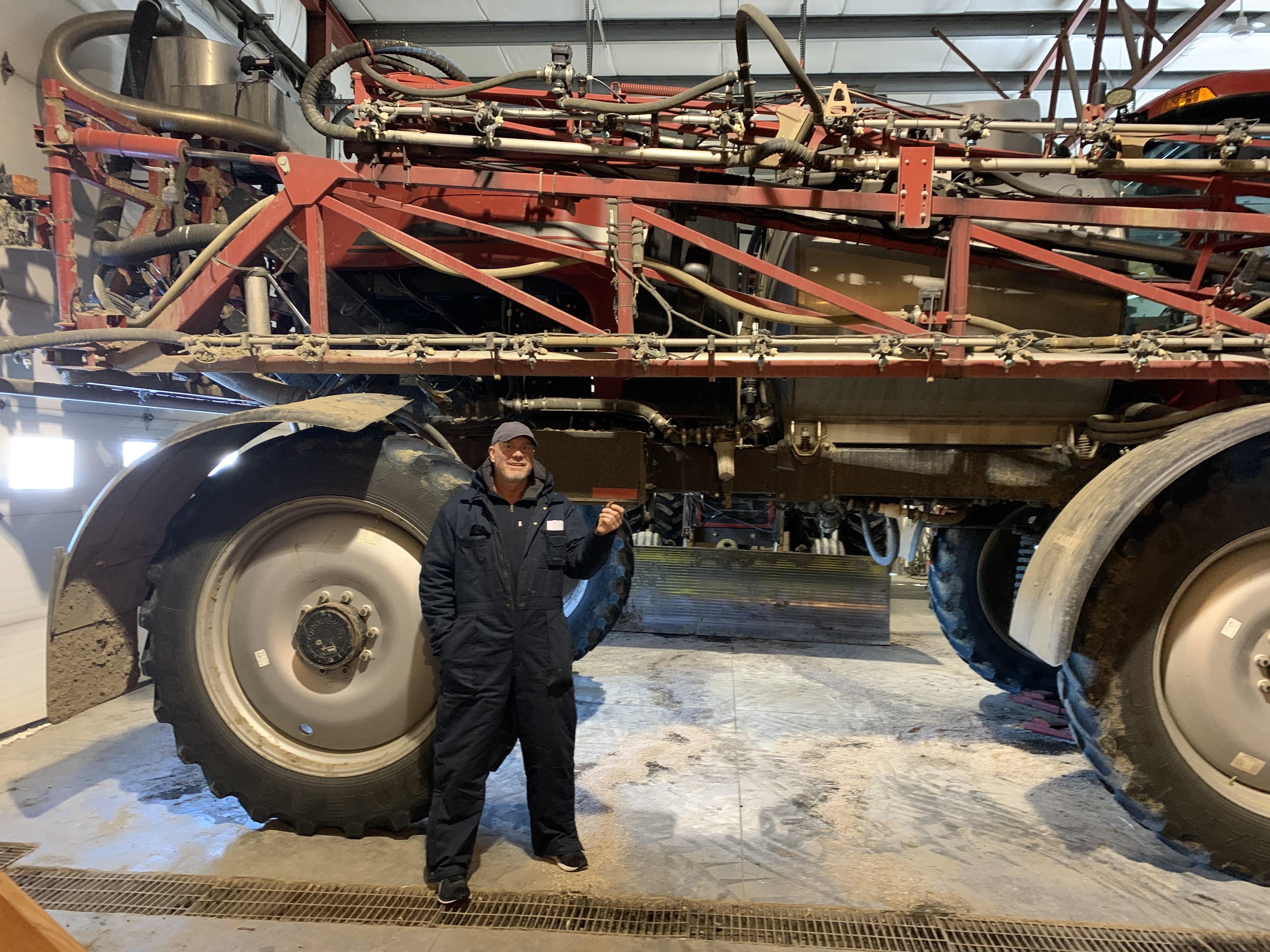 Testing bio fertilizers in Canada